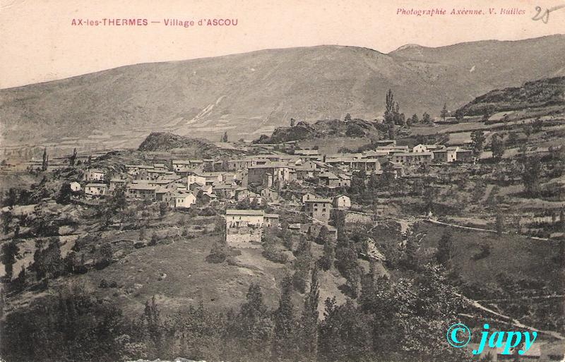 Ax-Les-Thermes- Village d'Ascou